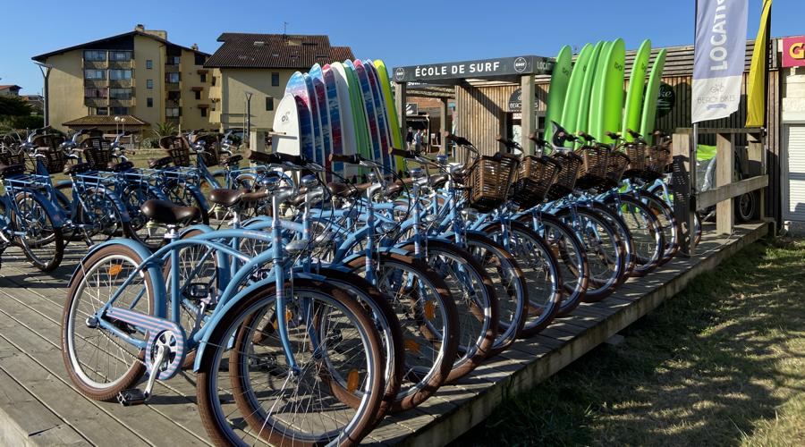 Location vélos Ecole du Penon