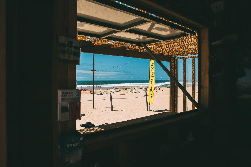 Ecole de surf des Bourdaines